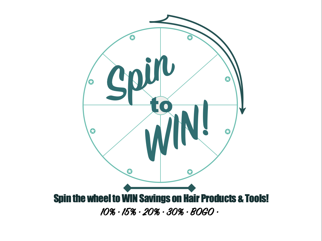 Spin to Win Promotion